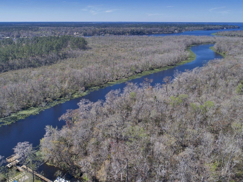 drone pics of st johns river