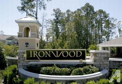 Ironwood Jacksonville Homes