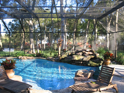 Pool homes for sale jacksonville fl search homes for for Pool design jacksonville fl