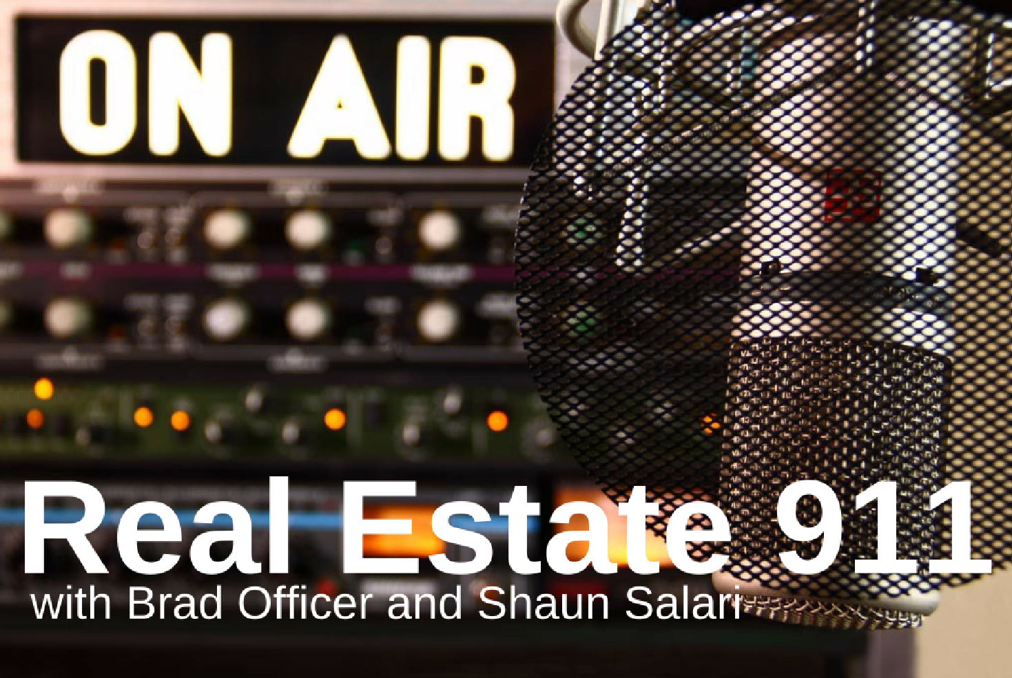 Real Estate 911 Radio Show Brad Officer