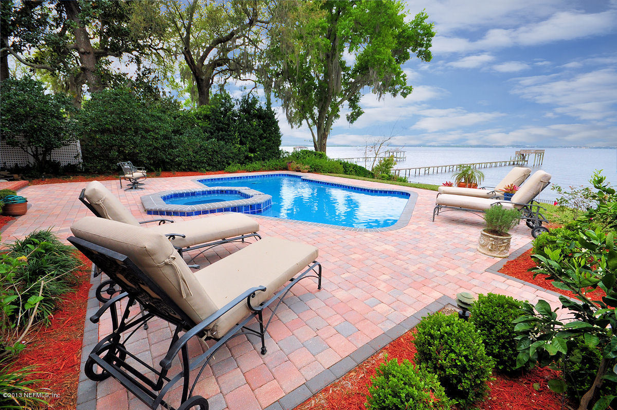Waterfront homes for sale San Marco Jacksonville Florida
