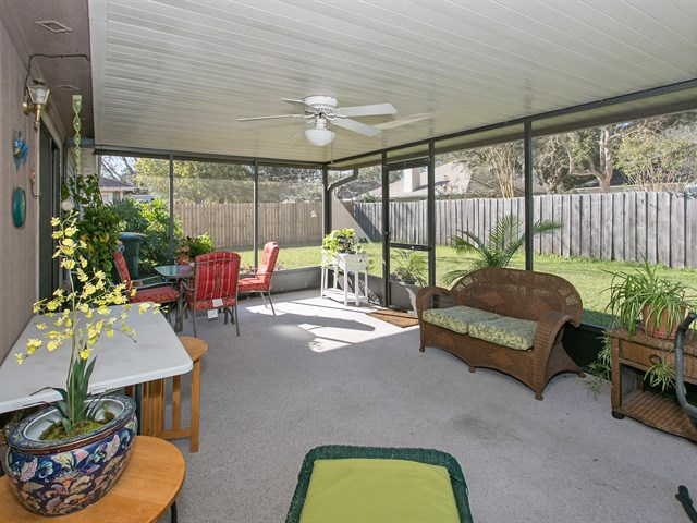 Screened Lanai in Mandarin Jacksonville