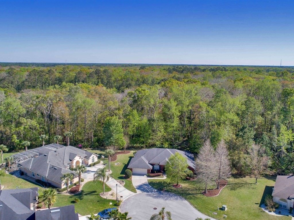 8072 Timbermill Drone Photo of Culdesac