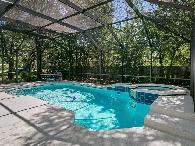 Pool home for sale in Mandarin