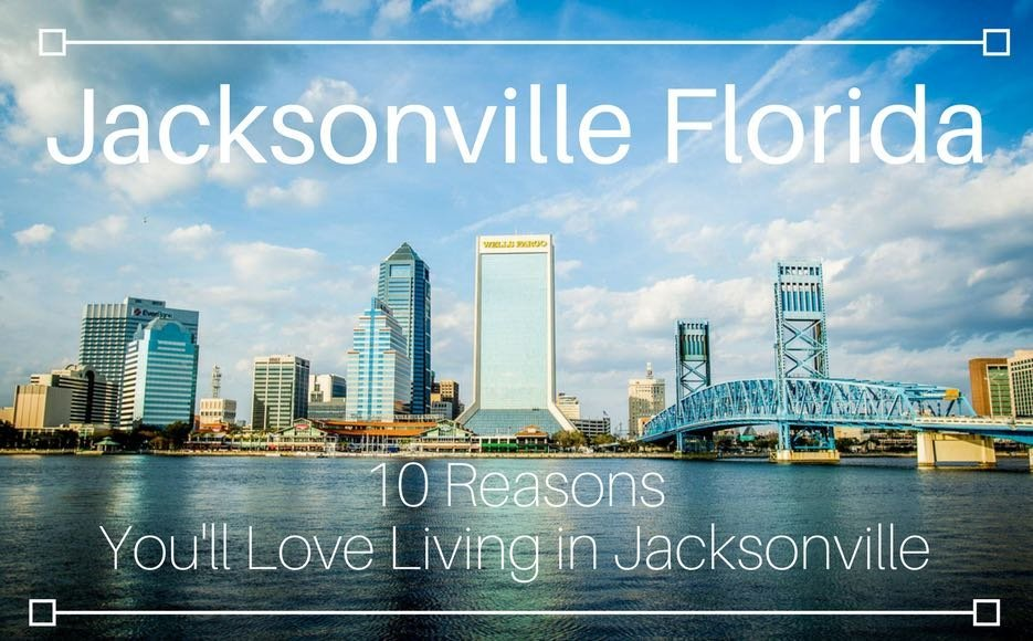 Moving to Jacksonville Florida
